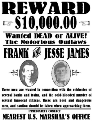 Frank and Jesse James reward poster.jpg