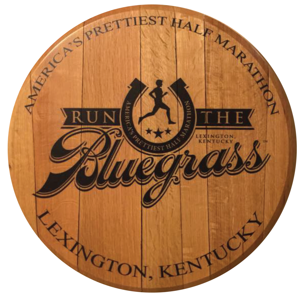 RunTheBluegrass Barrel Head