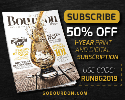 Get half off your subscription to The Bourbon Review!