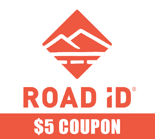 $5 off a Road ID!