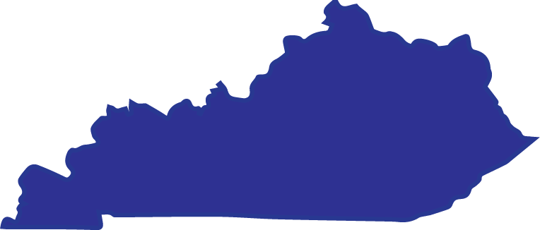 State of Kentucky Outline Blue Fill.png
