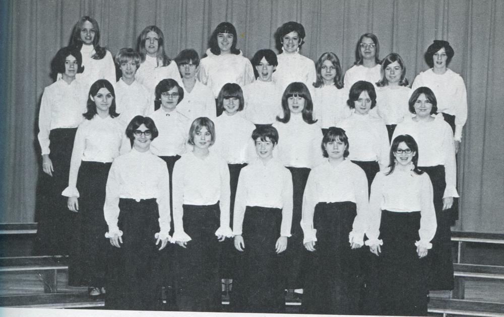 1968 Glee Club