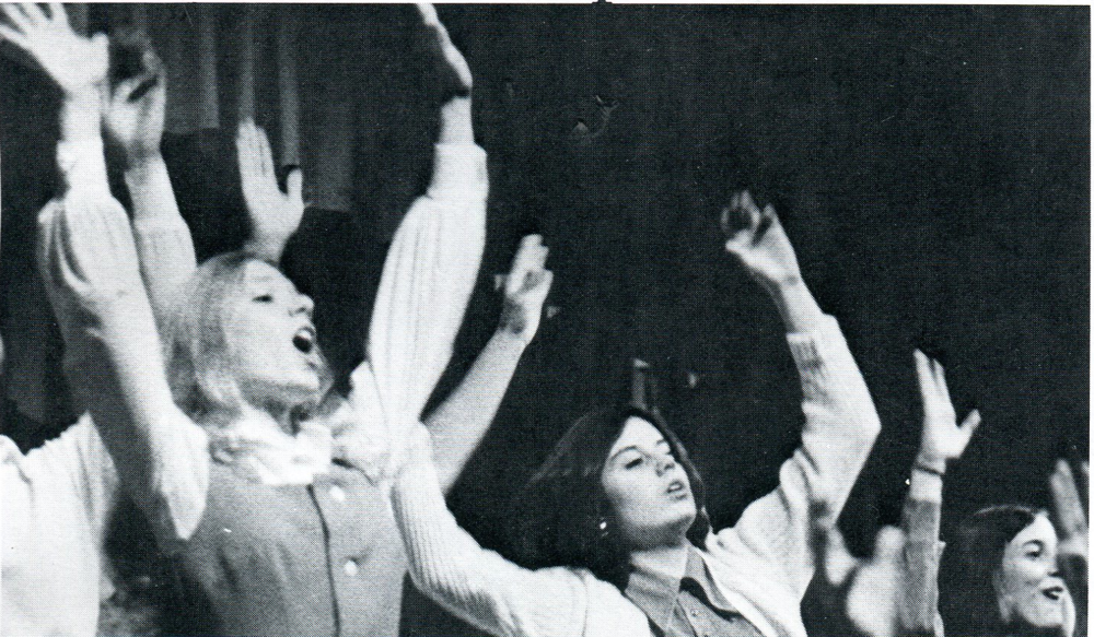 1976 Choir Performance