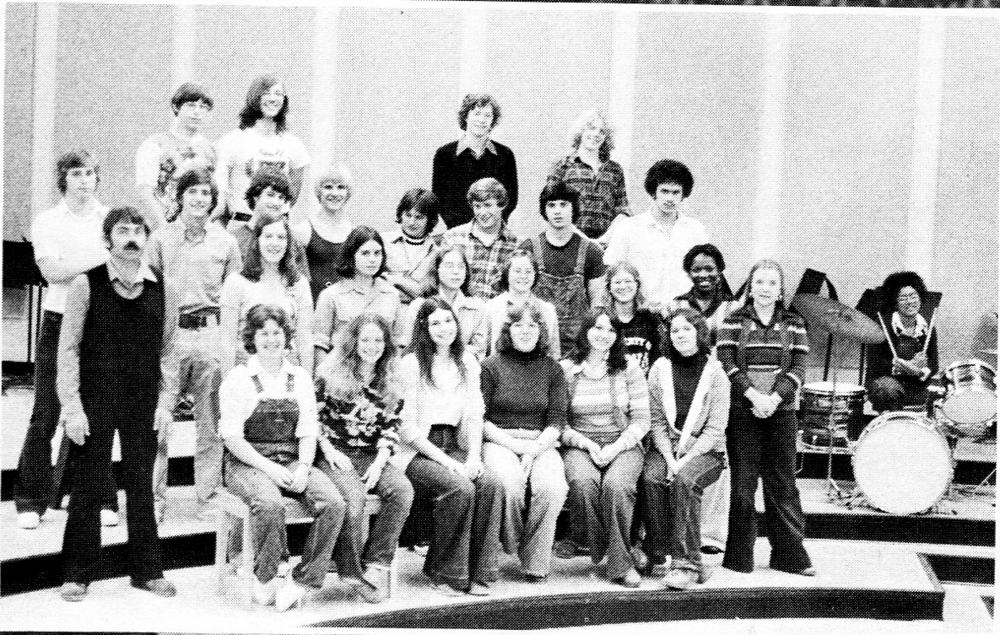 1976 Swing Choir