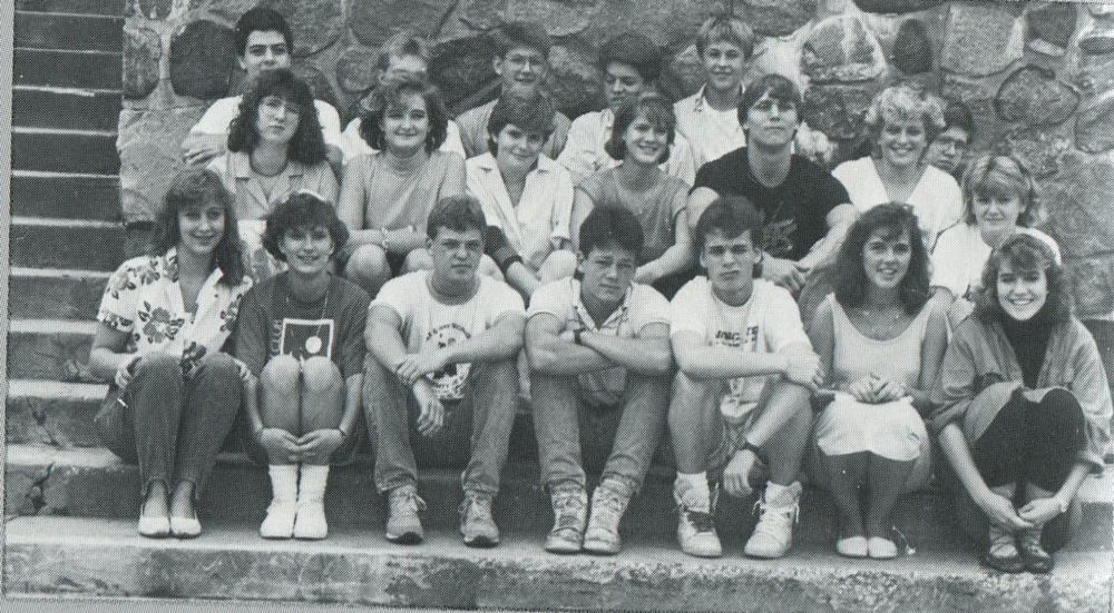 1987 Chamber Choir
