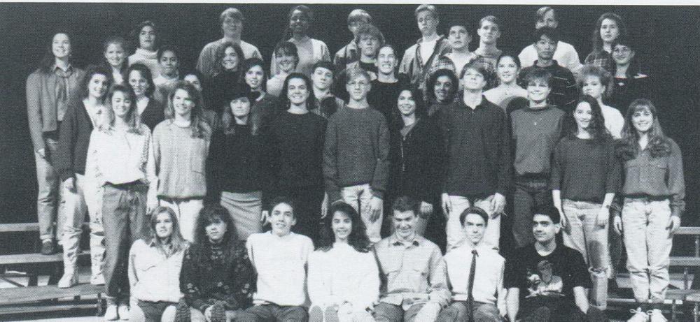 1991 Sophomore Singers