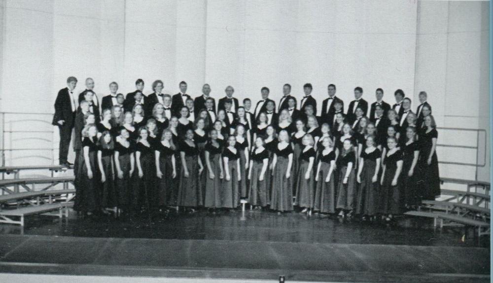 1998 Concert Choir