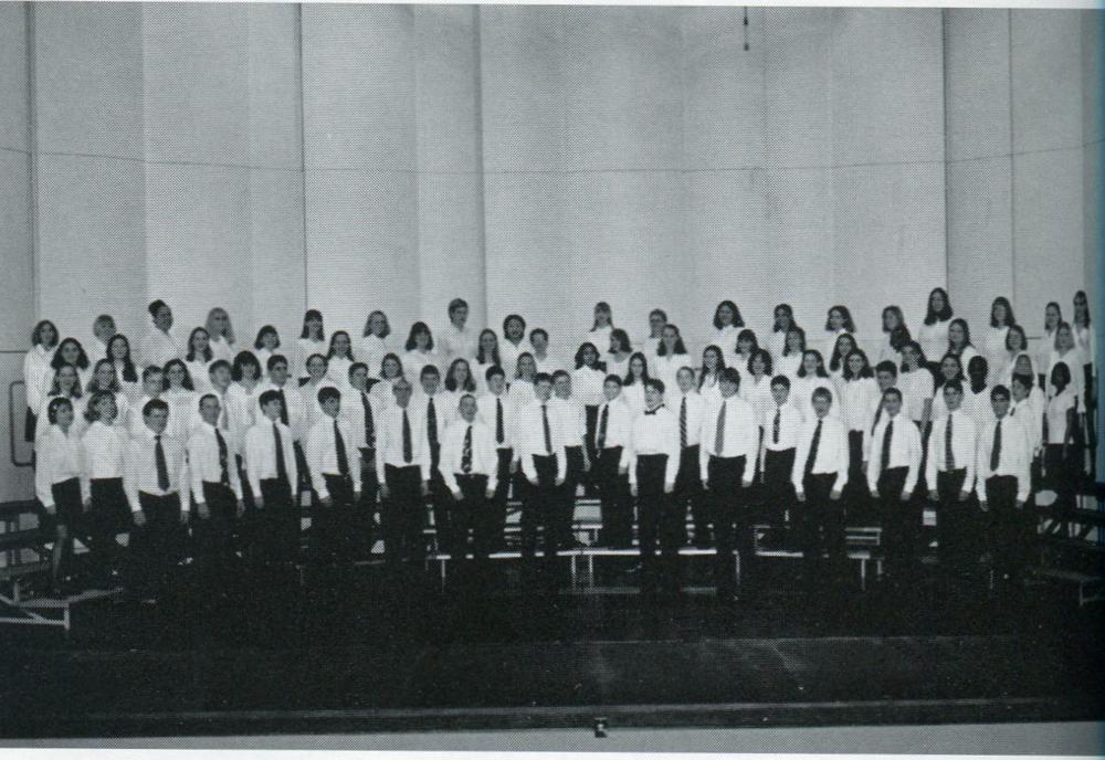 1998 Freshman Singers