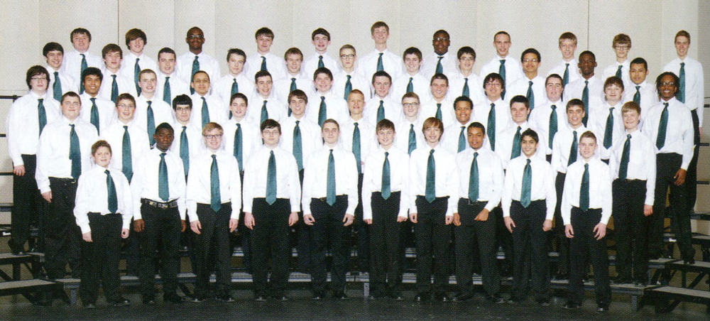 2013 Bass Choir