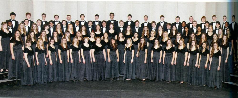 2013 Concert Choir