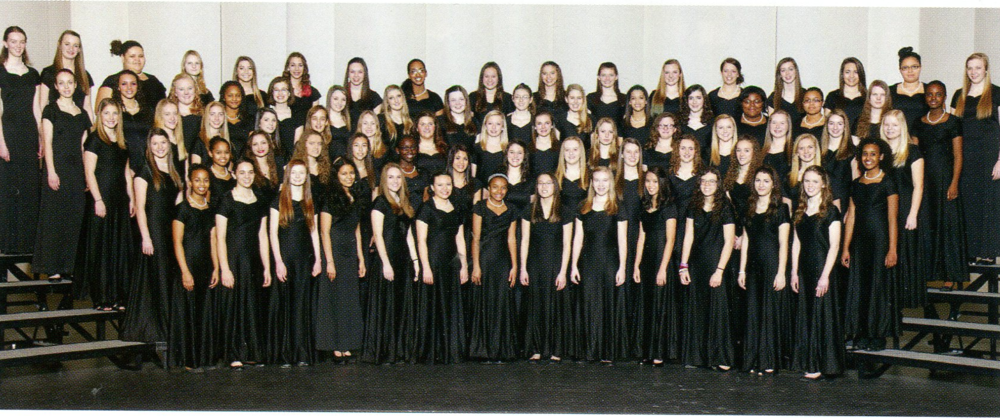 2013 Treble Choir