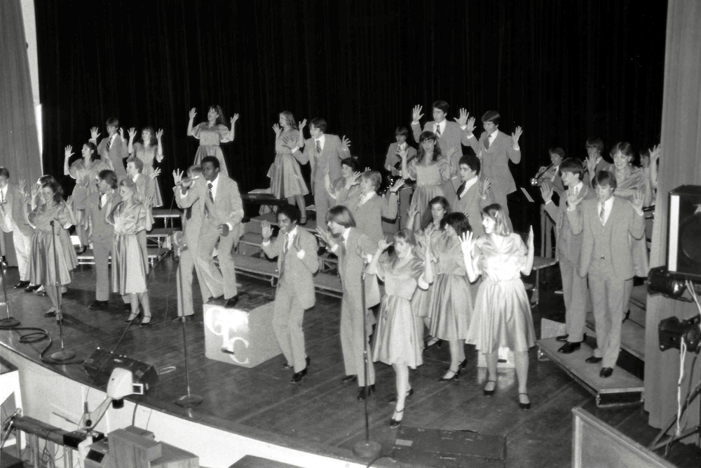 1968 West High Glee Club