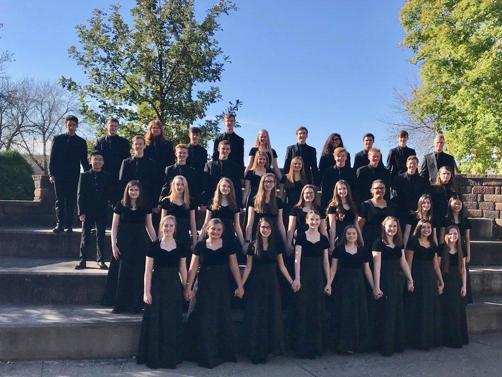 Iowa City West Singers 2019