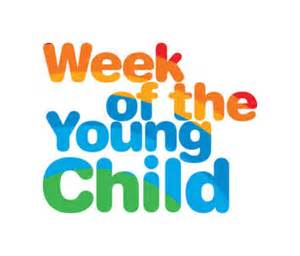Image result for week of the young child
