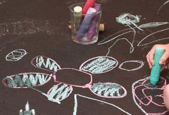 Chalk on Construction Paper.jpg