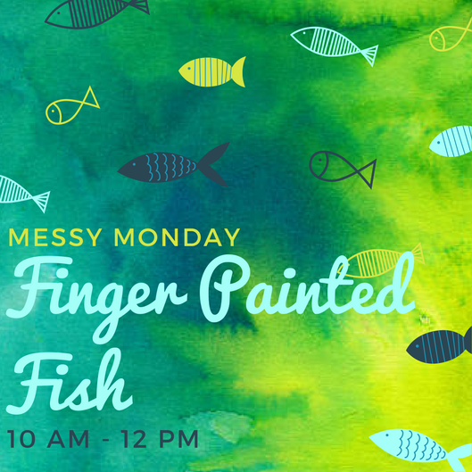 Messy Monday Finger Painted Fish.png