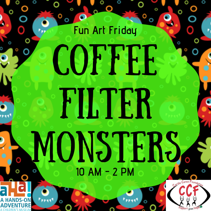 Fun Art Friday Coffee Filter Monsters.png