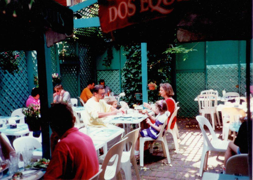 Manhattan Chili Co. at Bleecker Street, circa 1987