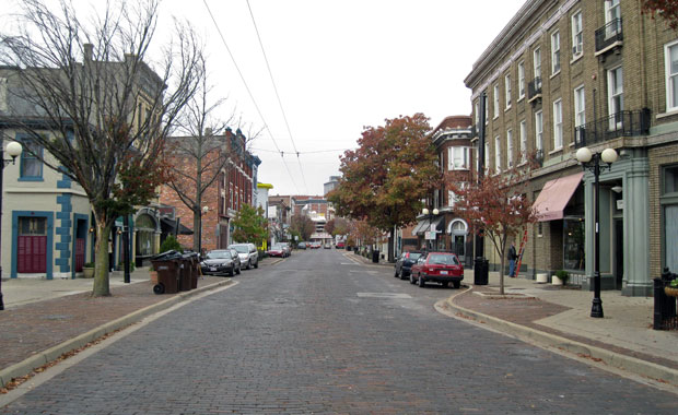 Bars And Restaurants In Independence Ohio