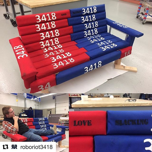 This is RIDICULOUS 🔥 Can we have that for Christmas @roboriot3418? #omgrobots #frcnation
