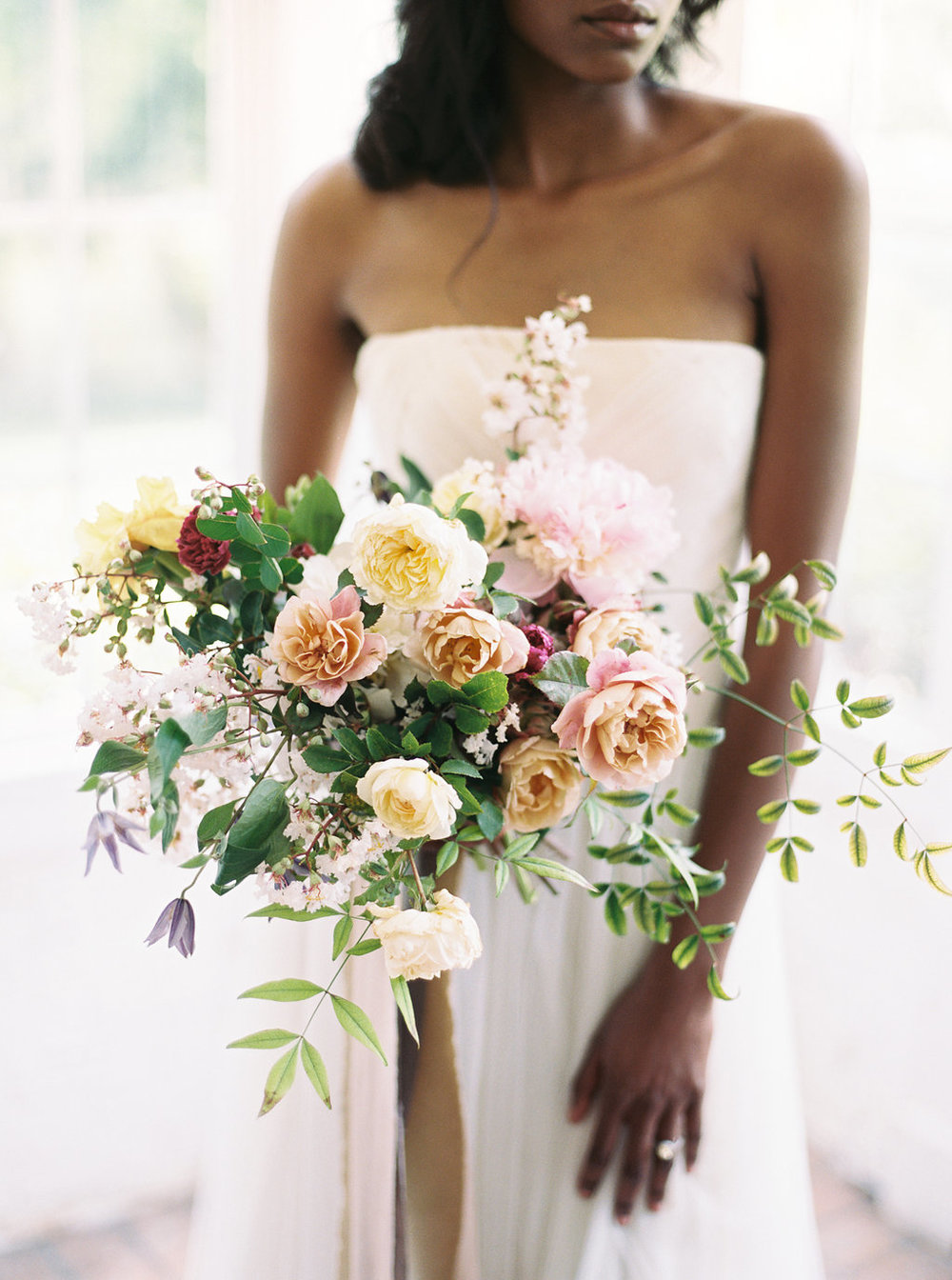 The Best Summer Bouquet by Martha Stewart Weddings