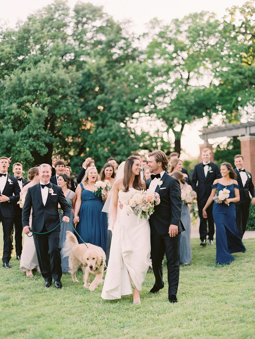 Southern elegant wedding featured in   Style Me Pretty