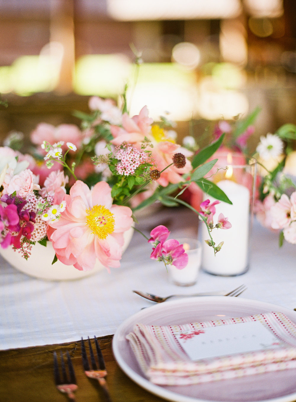 Bright BBQ Rehearsal Dinner featured in   Martha Stewart Weddings