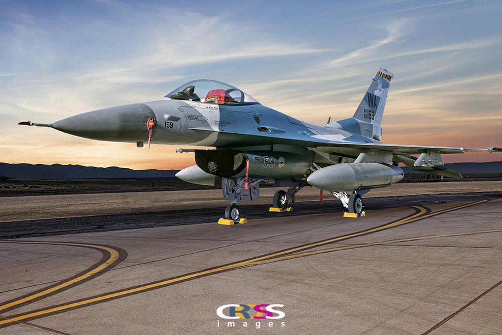 F-16 Aggressor