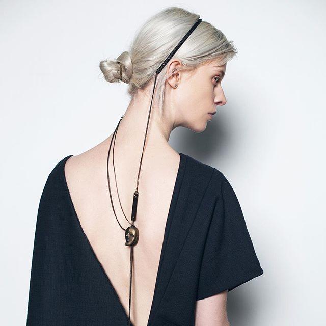 #FRECKLESofUBU #chain #headband #fashion #design #accessories