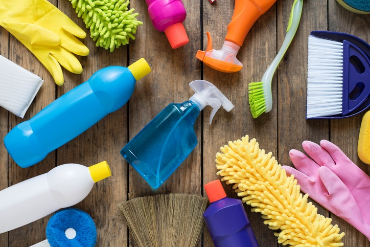 Products - We're Green: Utilizing the best, most efficient, eco-friendly products and equipment the market has to offer. We are always researching, and moving toward cleaner, greener, eco-efficient services.