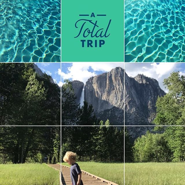Friends & fam on the 'gram! ✨ Today, the last day of 2017, I'm launching a new project titled A TOTAL TRIP @atotaltrip ✨⚡️ I invite you & would be super-stoked if you follow along, tune in & trip out as I jump head first into this new project for the new year of #2018 !!! I'll be coming for you & your travel stories soon! ✨ Thank you & I 💛you! ✨ * A TOTAL TRIP is a state of mind where all our adventures and travel tales from our past, present and future come together to play and live on forever. ✨⚡️ We'll be here for your most wonderful & weird travel stories. Adventures alone. With friends & family. With & without kids. A deep dive into all adventures for all ages for all time. ✨⚡️ Won't you join us? 😎 @atotaltrip ✨⚡️Link in bio, bro! 😎