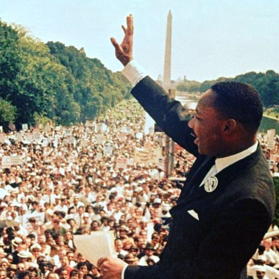 Today is such a good feeling, seeing everyone celebrate such a good human! ❤️ May we all continue to teach & practice peace, love, understanding & resistance in face of hate. Thank you Dr. King ✊🏽✌🏽❤️ #martinlutherkingjr #mlkday #MLK ❤️
