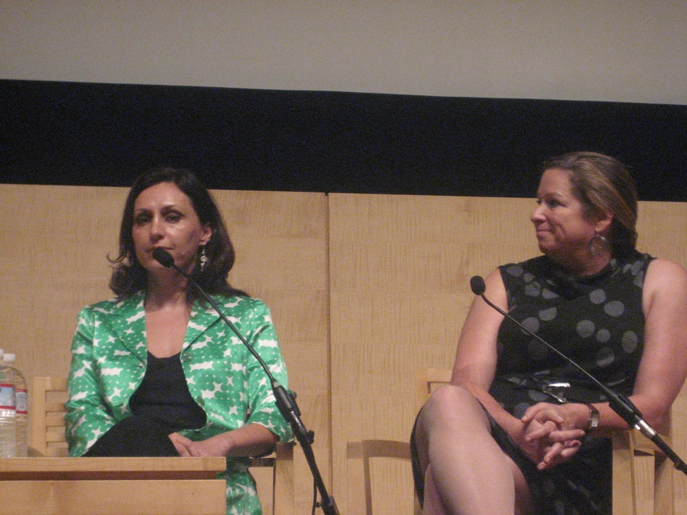 Screening of Women War and Peace  Humaira with film maker Abigail Disney