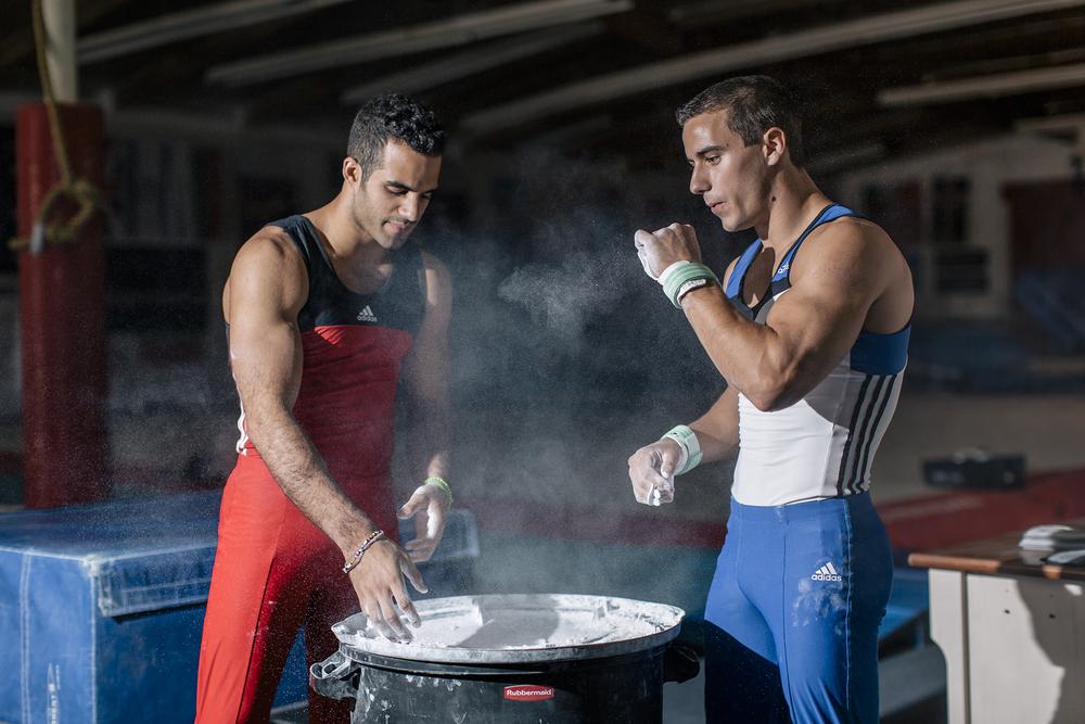 Adidas Gymnastics