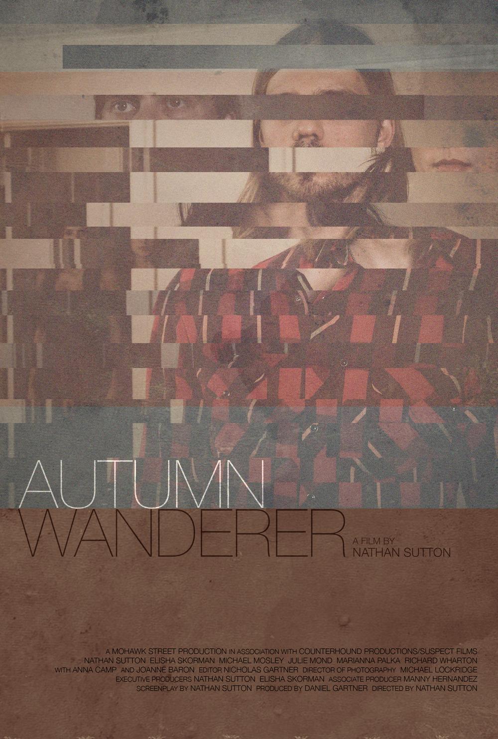 Autumn Wanderer Movie Poster