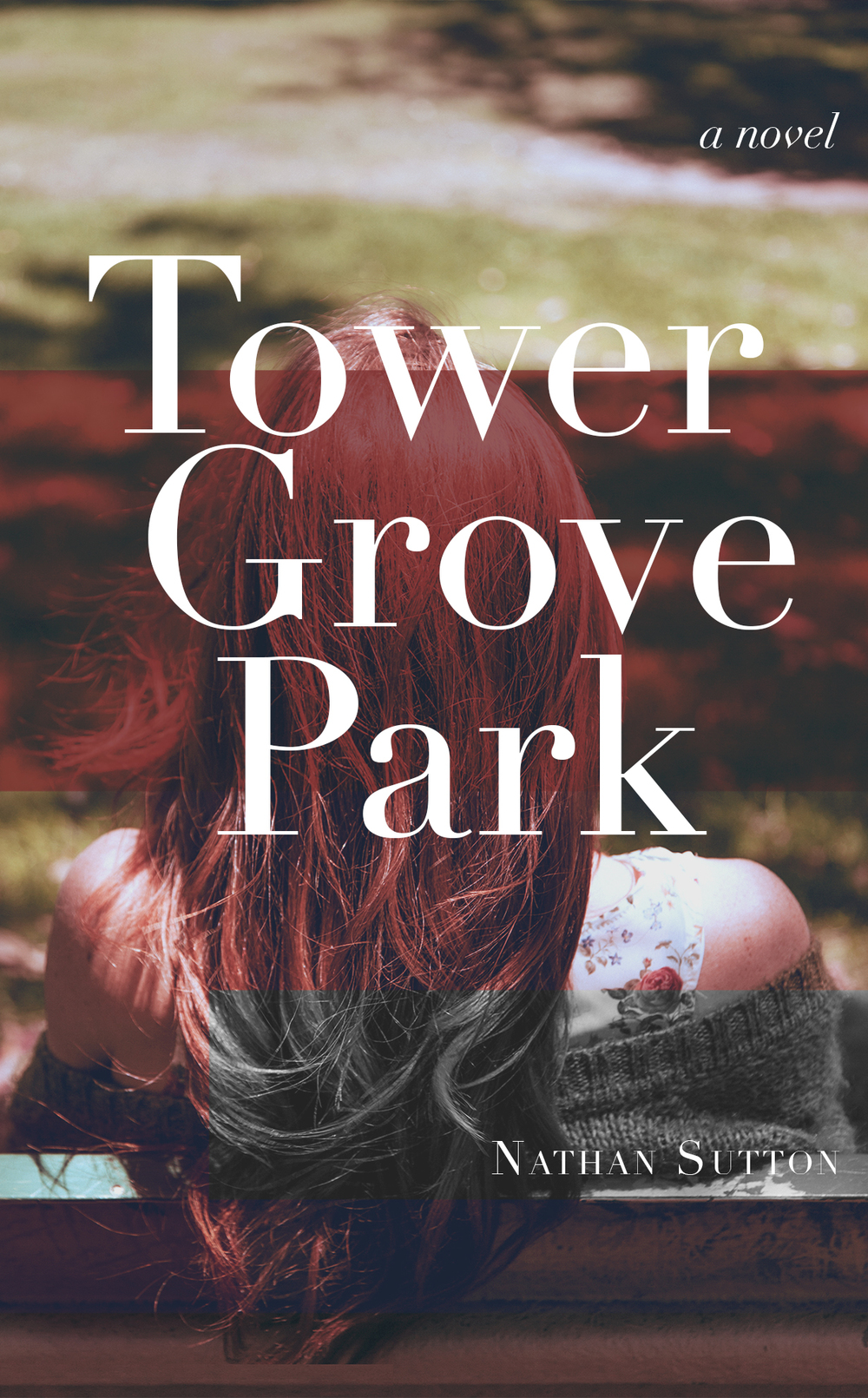 Tower Grove Park Book Cover