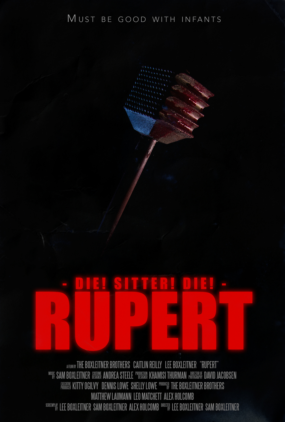 DSD: Rupert Movie Poster