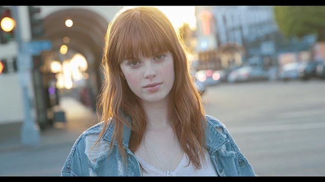 Screen grab from a @lordandtaylor video I shot in Venice. . . #directorofphotography #fashion #flare #venicebeach #model