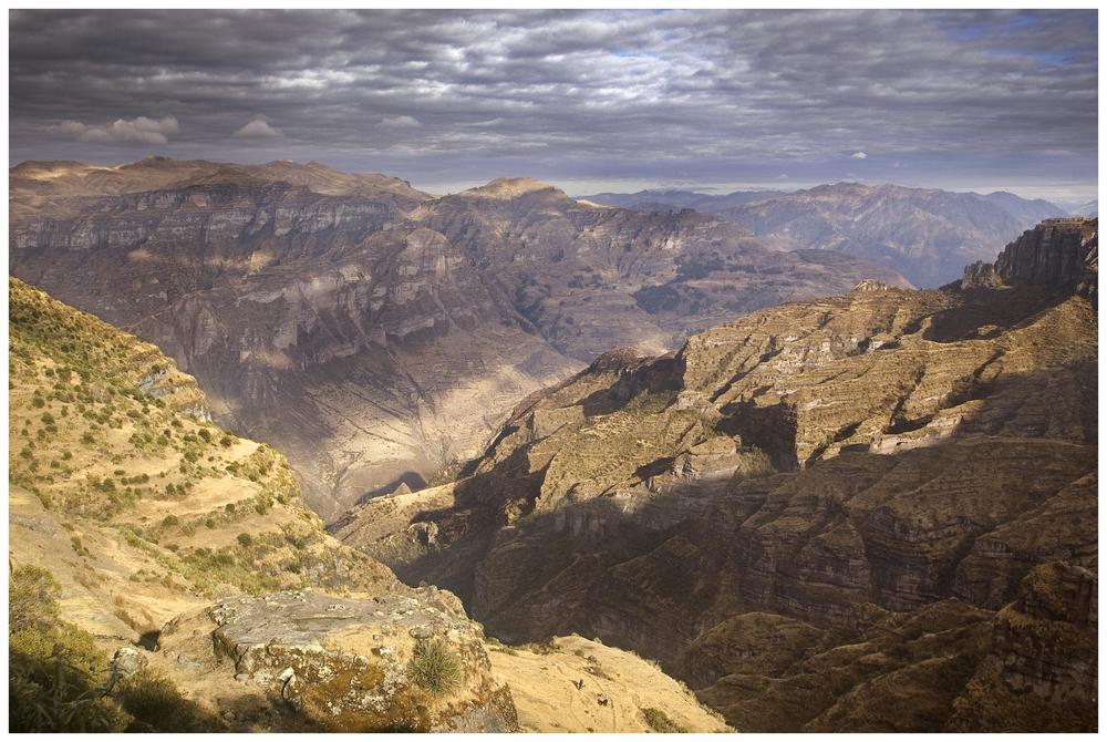 The Grand Canyon of Peru