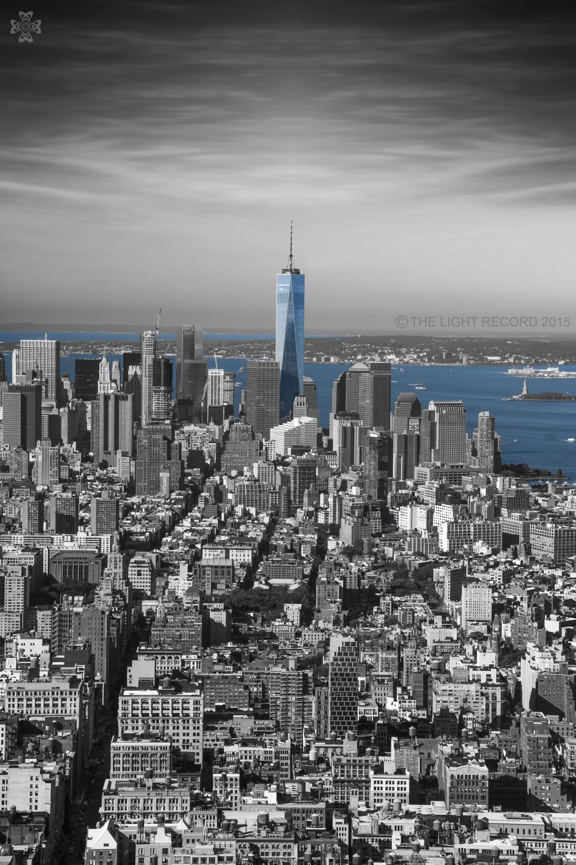World Trade Center Aquamarine