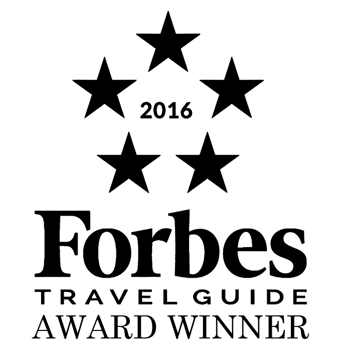 Copy of Forbes Travel Guide