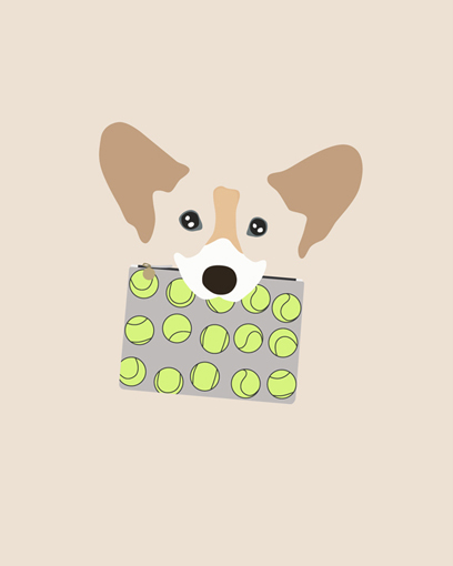 'Thank you so much for the adorable illustrations of Chompers!' - @chompersthecorgi