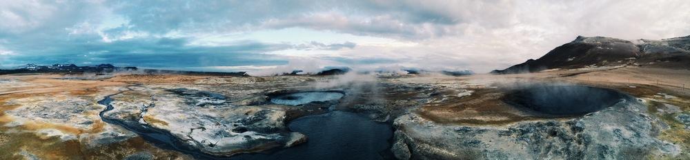 Myvatn Sulfur Fields