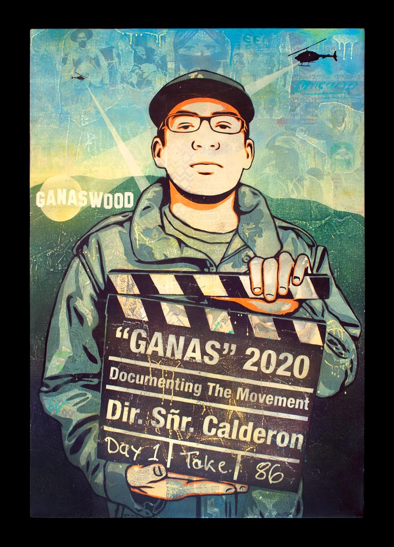 GANAS DIRECTOR