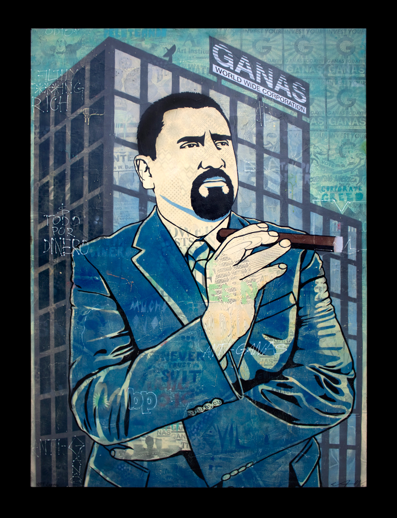 GANAS CEO