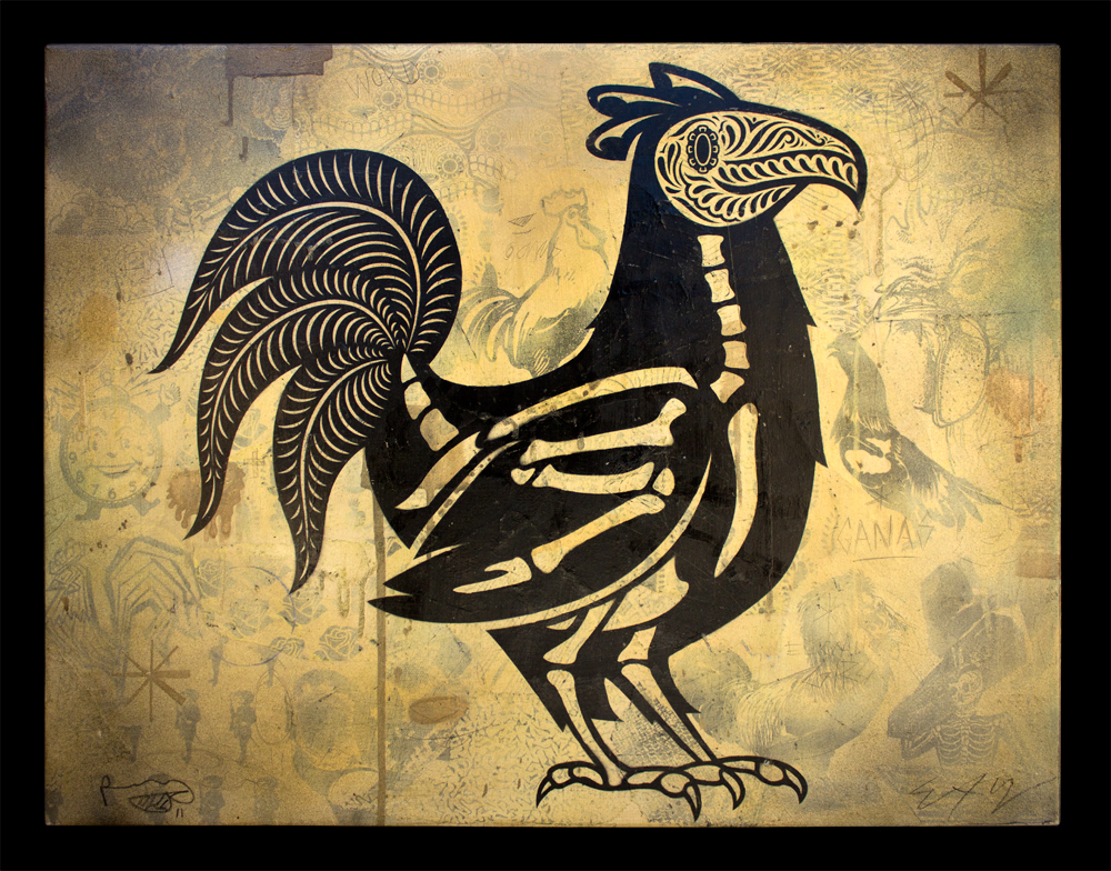 Rooster of the Dead