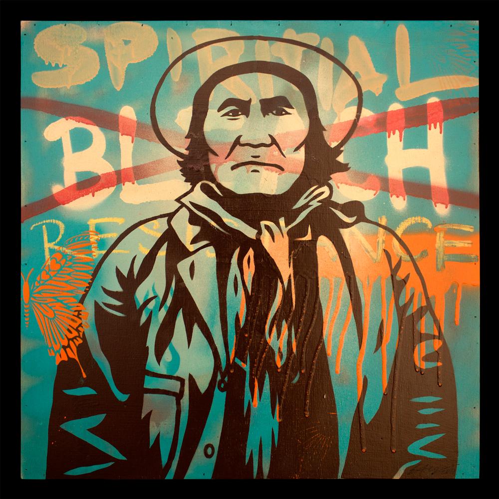 Geronimo Turquoise