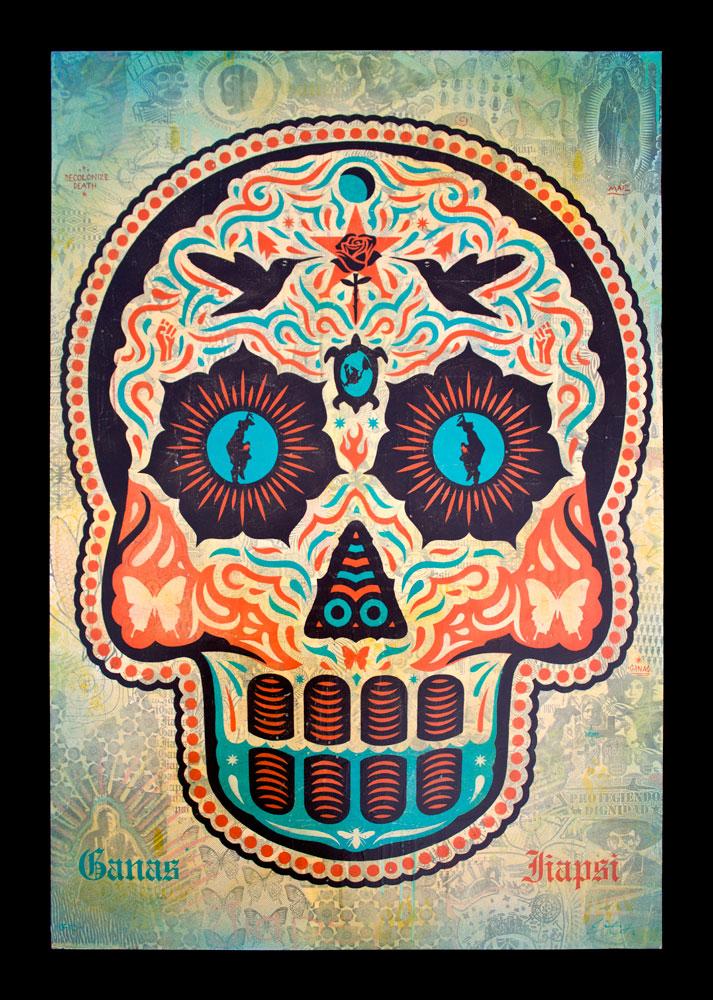 Yaqui Dia De Los Muertos