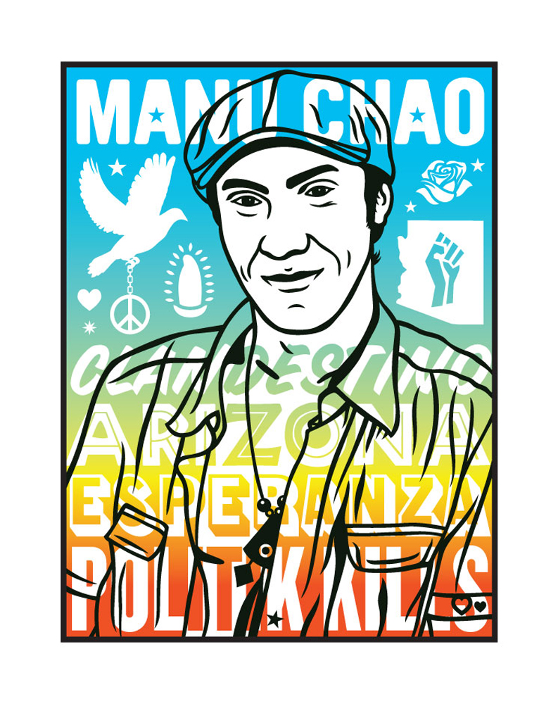 Manu Chao Arizona 2011