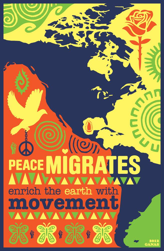 Peace Migrates